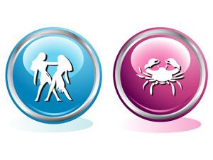 Совместимость Близнецы и Рак