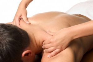 Оздоровительный массаж для любимого