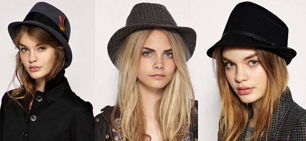 Как красиво носить шляпки