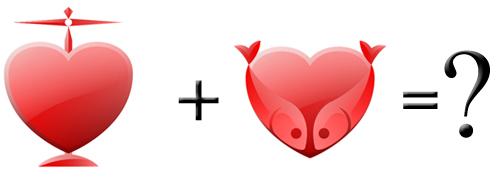 Совместимость Рыб и Весов в любви