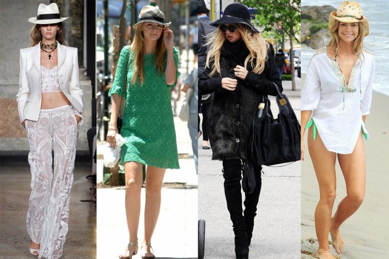 Дамские шляпки. Как носить их грамотно?