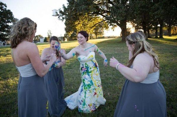 Свадебное платье после свадьбы: куда деть и как использовать?
