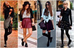 С чем носить женские ботинки оксфорды: фото лучших комбинаций