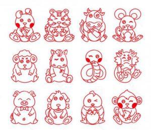 Общая информация о китайском календаре