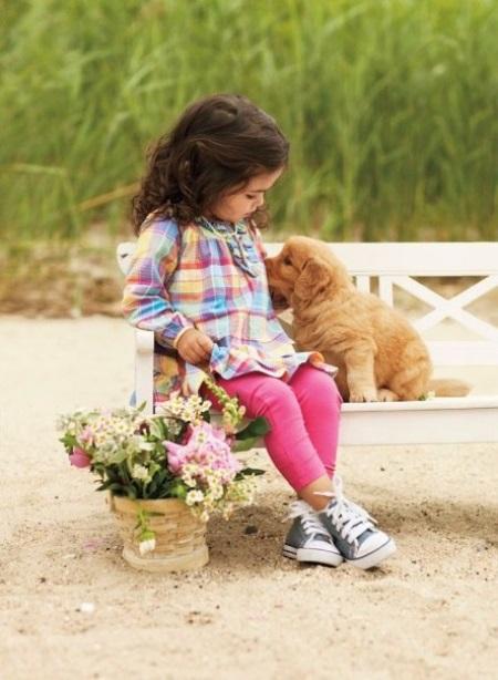 Детские и подростковые образы с кедами