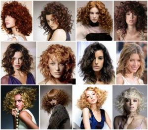 Креативные решения для вьющихся волос