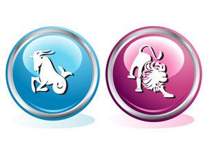 Женщина-Лев, Мужчина-Козерог