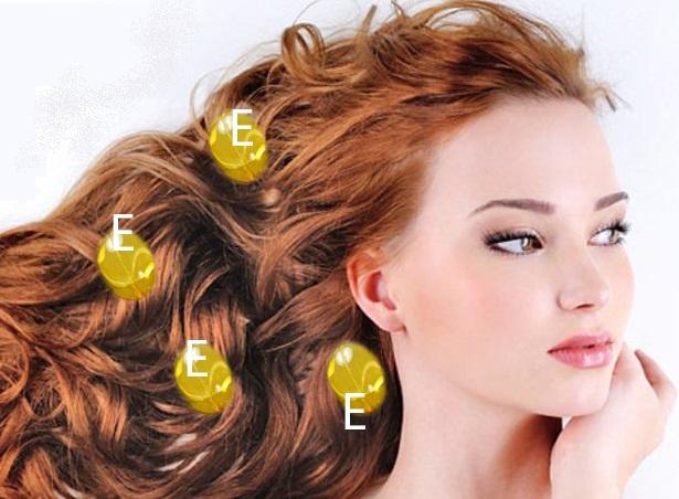 Кому нужна маска для волос с витамином Е?