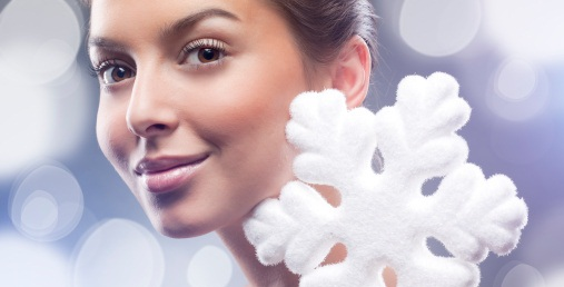 Уход за кожей лица зимой. Советы косметологов по поводу того как следить за кожей лица в морозы