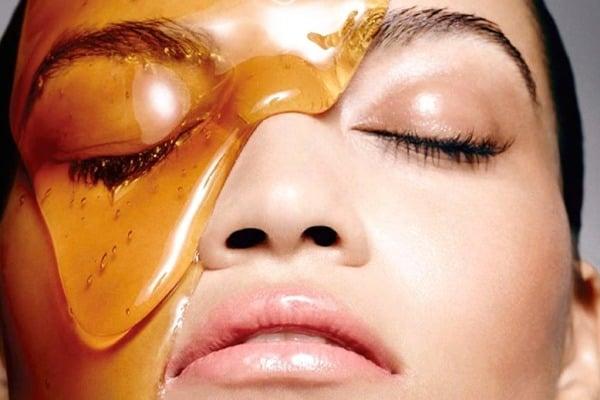 Маска из мёда и белка для жирной и комбинированной кожи