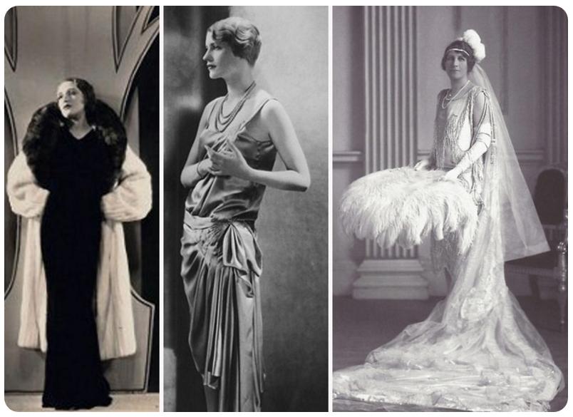 История развития моды