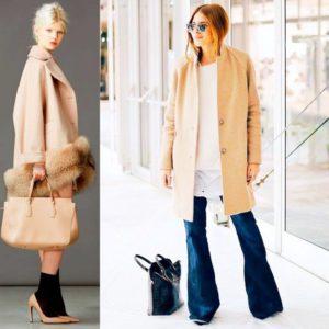 Выбираем длину пальто