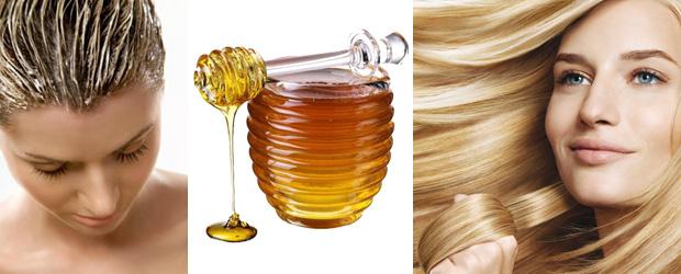 Маска для волос с мёдом: правильная подготовка