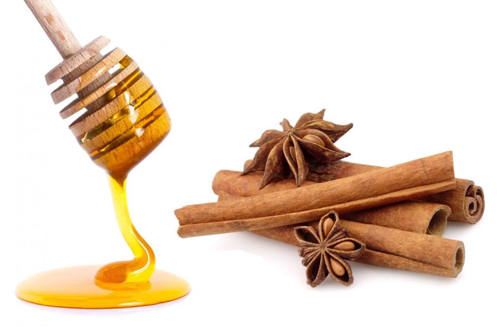 Мёд и корица для ваших волос