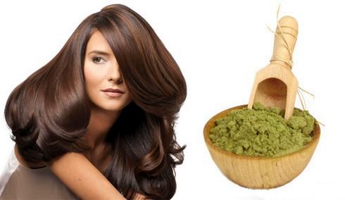 Маски для волос с хной бесцветной в домашних условиях оказывают лечебно действие: