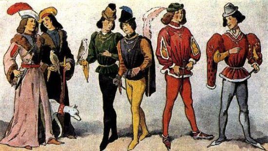 Модная тенденция на лосины: тогда и сейчас