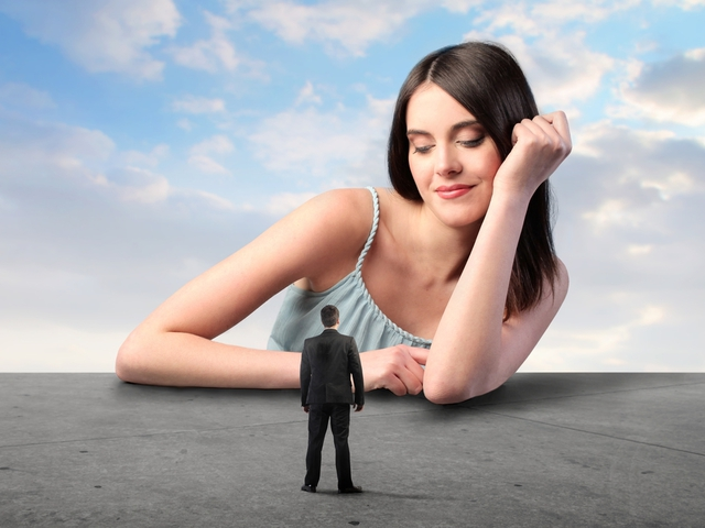 Несколько рекомендаций о том, как подчинить себе мужчину и управлять им