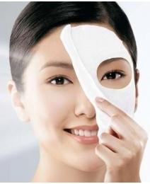 Глиняно-молочная маска