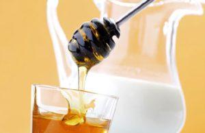 Овсяная омолаживающая маска с кефиром и мёдом