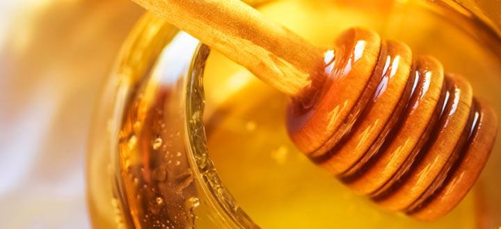 Маска для волос с мёдом