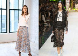 Главные тренды женской одежды на весну 2017 года