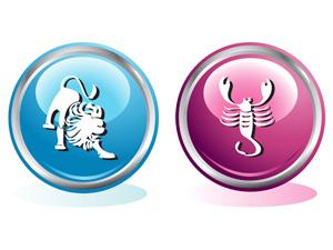 Союз женщина лев мужчина скорпион
