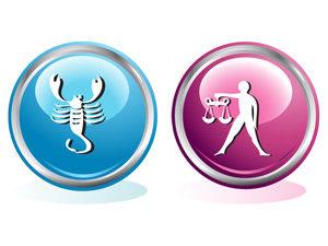 Женщина-Весы и Мужчина-Скорпион