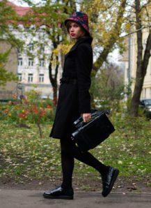 Лакированные ботинки – шик и удобство!