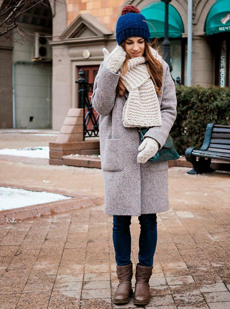 Пальто оверсайз в гардеробе и его особенности