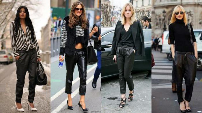 Как правильно выбирать брюки такого фасона?