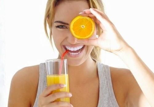Апельсин как средство для стройности
