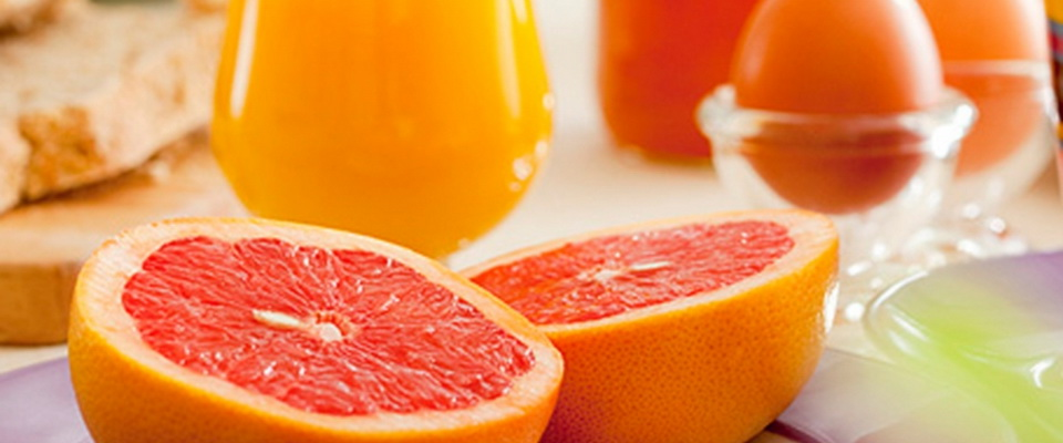 Продолжительная яично-грейпфрутовая диета