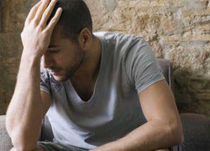 Как мужчины переживают расставание?