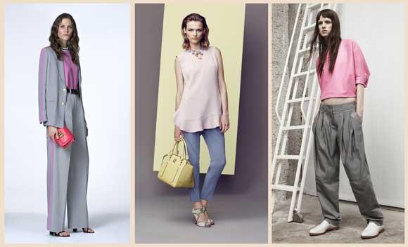 Серые брюки женские: с чем носить, фото оригинальных сочетаний