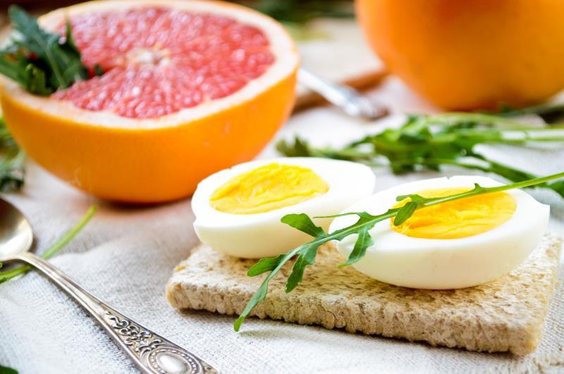 Недельная яично-грейпфрутовая диета