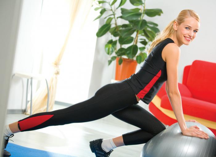 Особенности физической активности