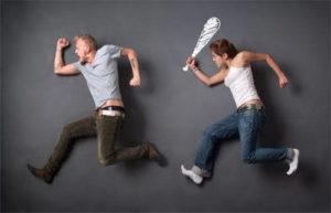 Конфликты в браке