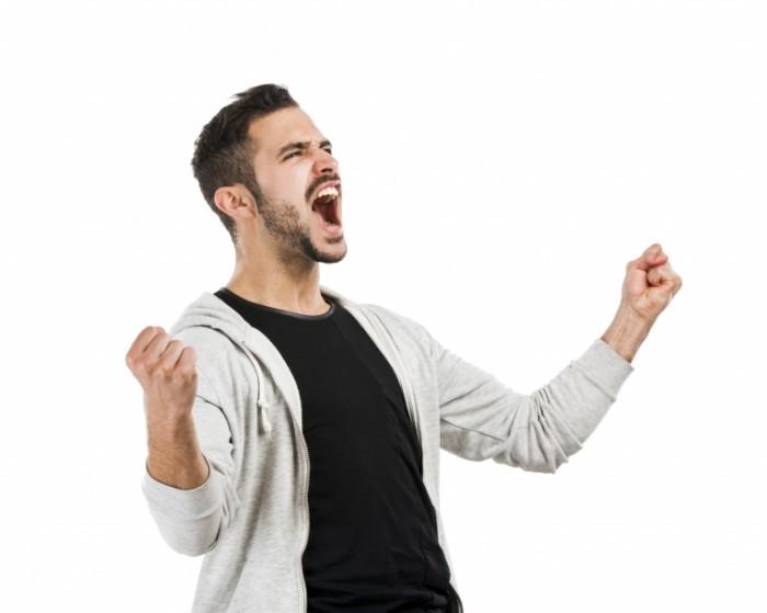 Как мужчине выражать эмоции