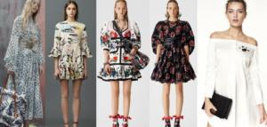 Мода в обольщении – Платья