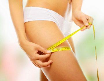 Как правильно отменять диету для ног и бедер?
