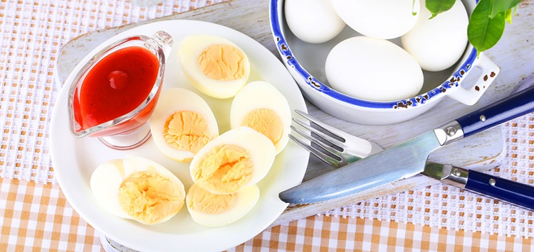 Простая яичная диета