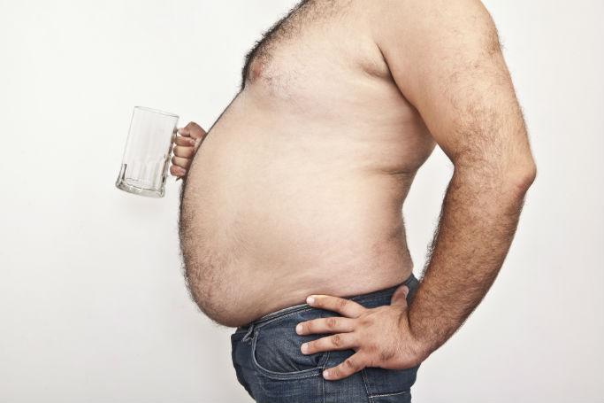 Мужская диета против пивного живота