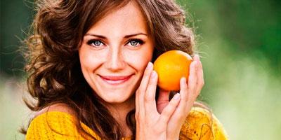 Продолжительная апельсиновая диета