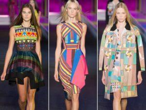 Главный мотив весенне-летней моды – принт и цвет