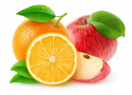 Диета на яблоках и апельсинах
