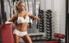Модели нижнего белья для занятий спортом
