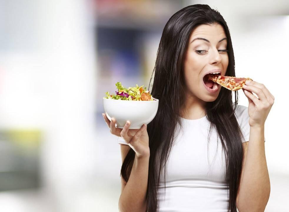 Простая белковая диета