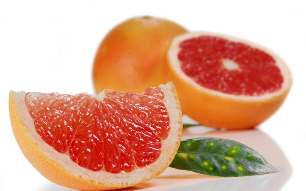 Три важных преимущества грейпфрутовой диеты