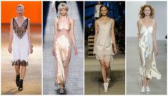 Платья в халатном стиле