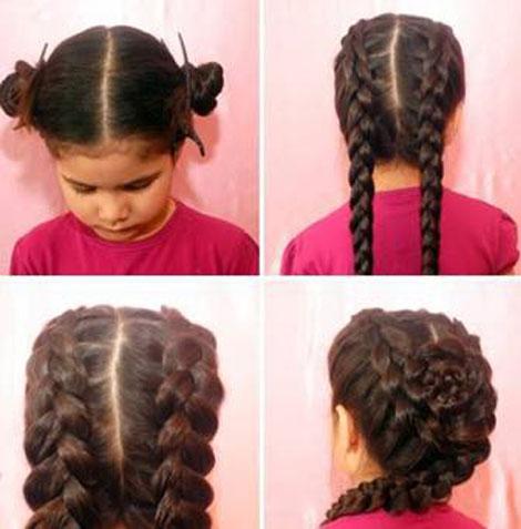 Длинные косы Плетеные прически Супер длинные волосы